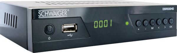 Schwaiger Full HD Satellitenreceiver