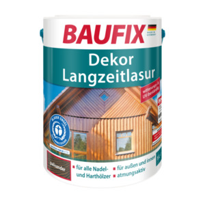 Baufix Dekor-Langzeitlasur Palisander