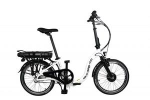 Blaupunkt Falt-E-Bike 20'' Clara 400 Special Edition