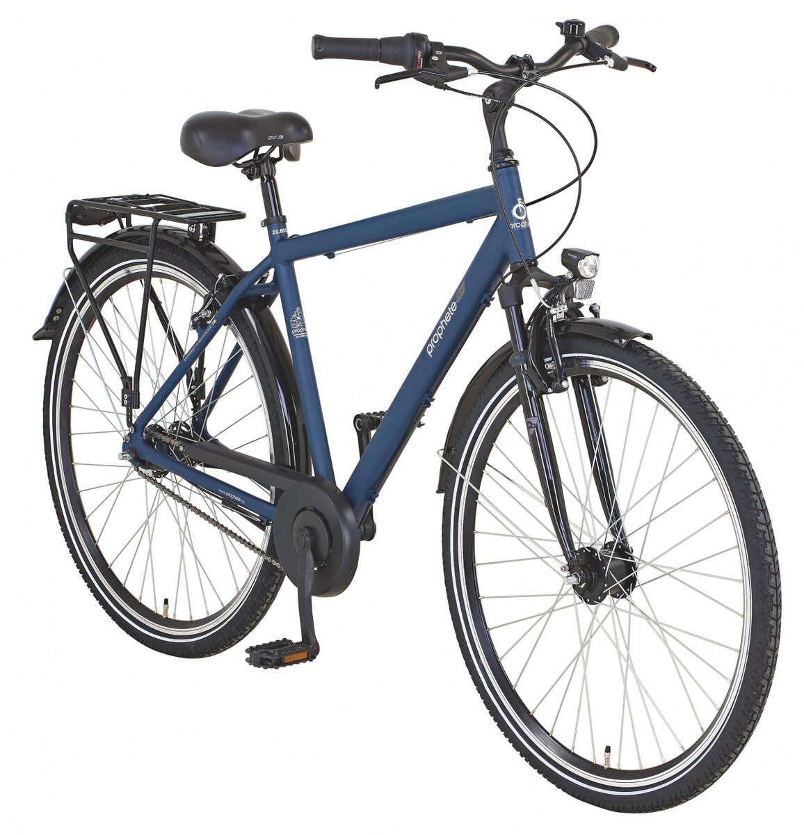 Bild 1 von Prophete Geniesser Herren-City-Bike 28'' 21.BMC.10