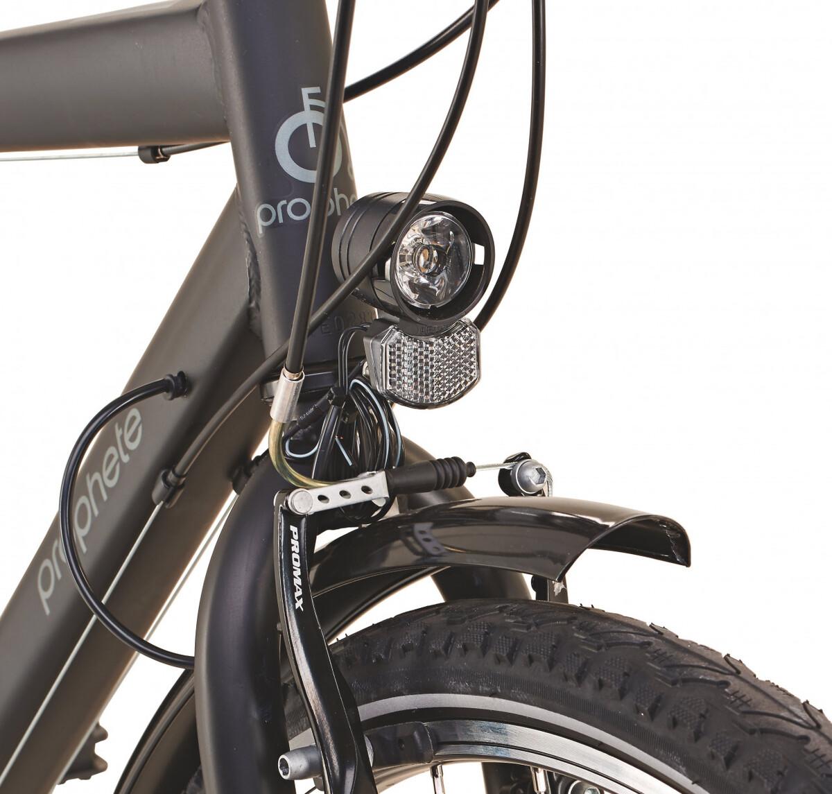 Bild 3 von Prophete Entdecker Herren-Trekking-Bike 28'' 20.BST.10