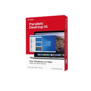 Parallels Desktop 16 Box [OEM] 1Jahr - AKTION: 44,90EUR mit Gutschein PD16*