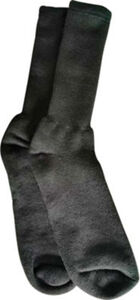 MedoVital Damen-Socken wärmespeichernd Bund ohne Gummidruck Uni  38-42