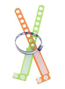 HEMA 3er-Pack Kinder-SOS-Armbänder, 15 Cm