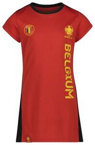 HEMA Fußball-EM-Kinder-Kleid Rot