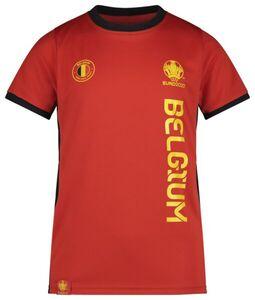 HEMA Fußball-EM-Kinder-T-Shirt Rot