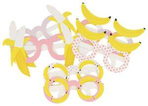 HEMA 6er-Pack Partybrillen