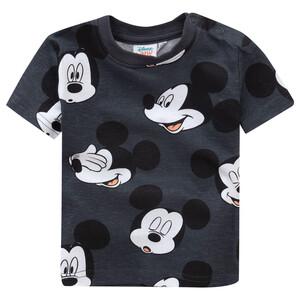 Micky Maus T-Shirt mit Allover-Print