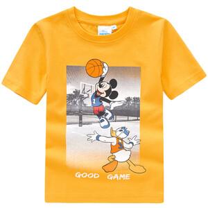 Micky Maus T-Shirt mit großem Print