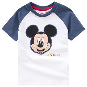 Micky Maus T-Shirt imt Raglanärmeln