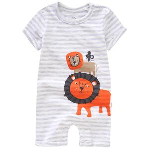 Baby Spieler mit Löwen-Print