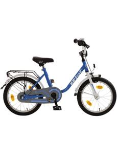 Kinderfahrrad »Bibi«, 1 Gang, U-Type Rahmen, Blau-Weiß