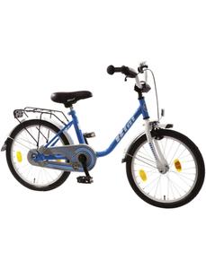 Kinderfahrrad »Bibi«, 1 Gang, U-Type Rahmen, Weiß-Blau