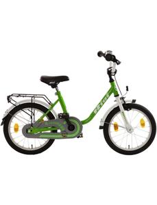 Kinderfahrrad »Bibi«, 1 Gang, U-Type Rahmen, Grün-Weiß