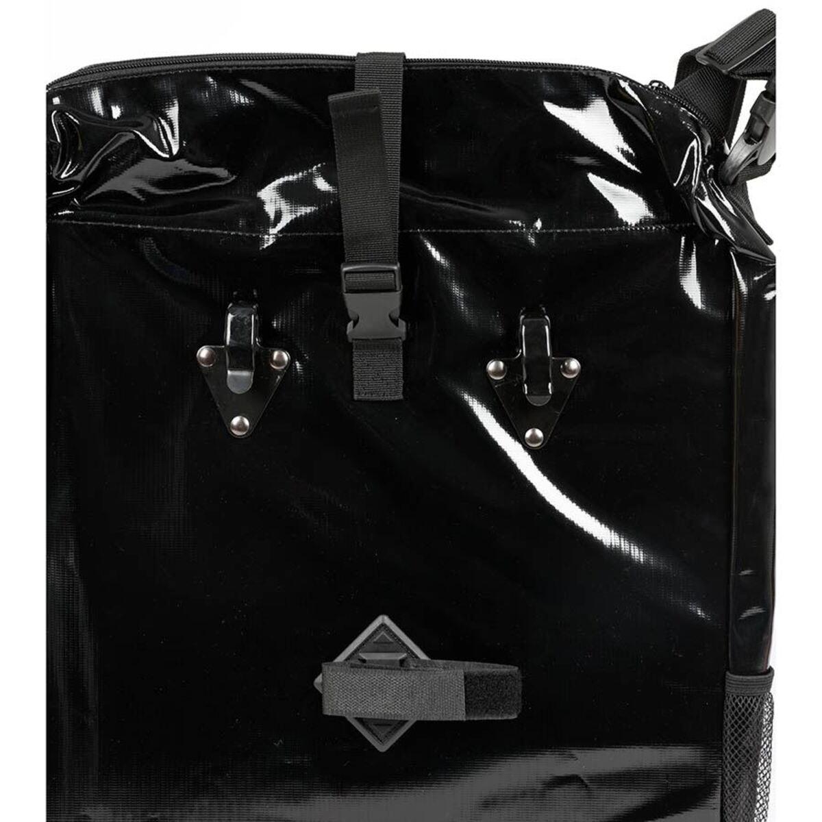 Bild 4 von Filmer Tarpaulin-Fahrradtasche mit Schulterriemen 32L Grau