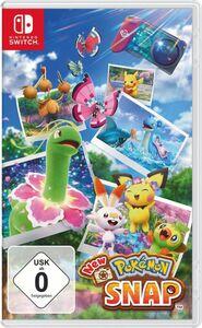 Gaming New Pokemon Snap(Switch)