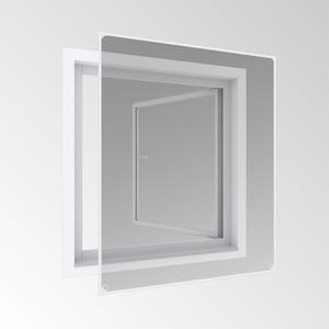 Powertec Magnetfenster 100x120cm weiß