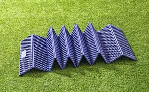 Solax-Sunshine Outdoor-/ Freizeitmatte - Blau