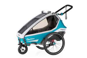 Qeridoo Kindersportwagen Kidgoo1, Petrol