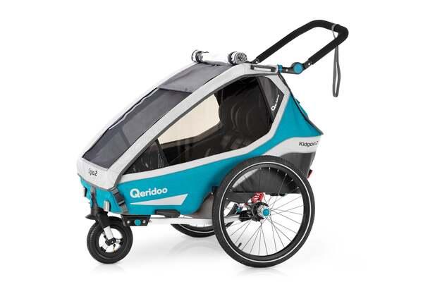 Qeridoo Kindersportwagen Kidgoo2, Petrol
