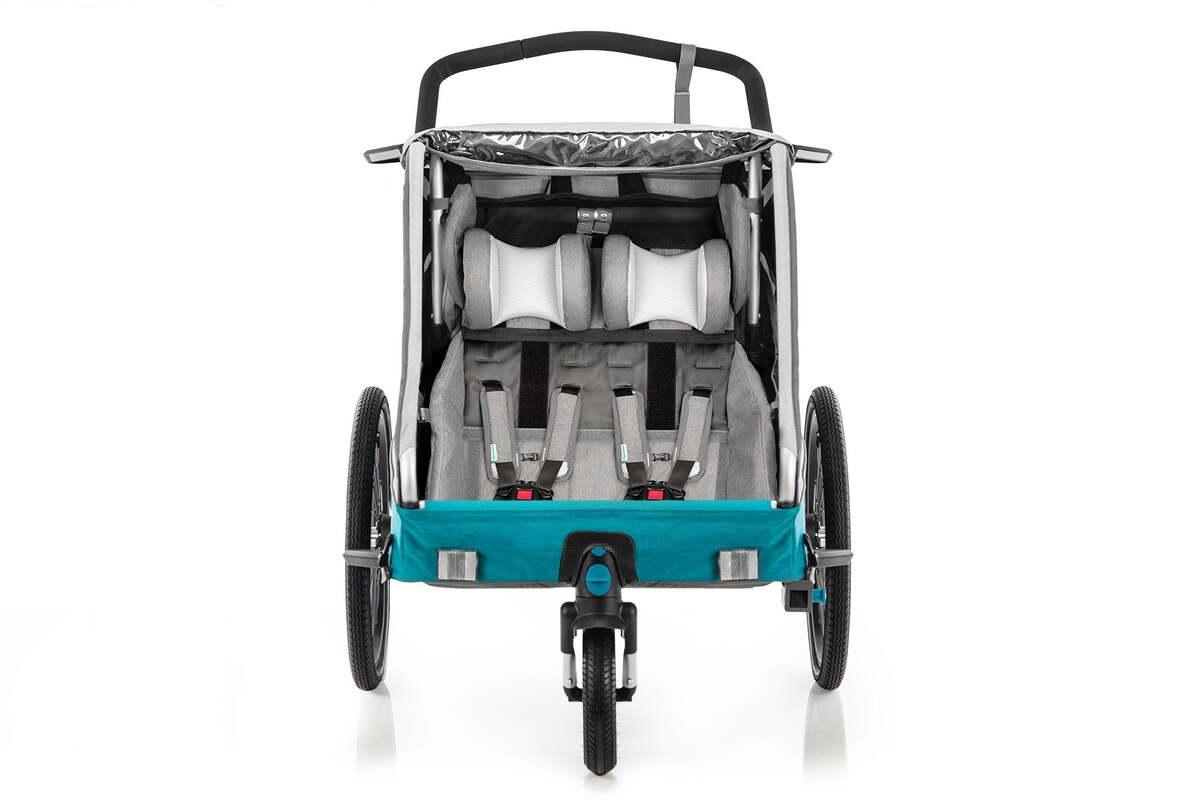 Bild 3 von Qeridoo Kindersportwagen Kidgoo2, Petrol