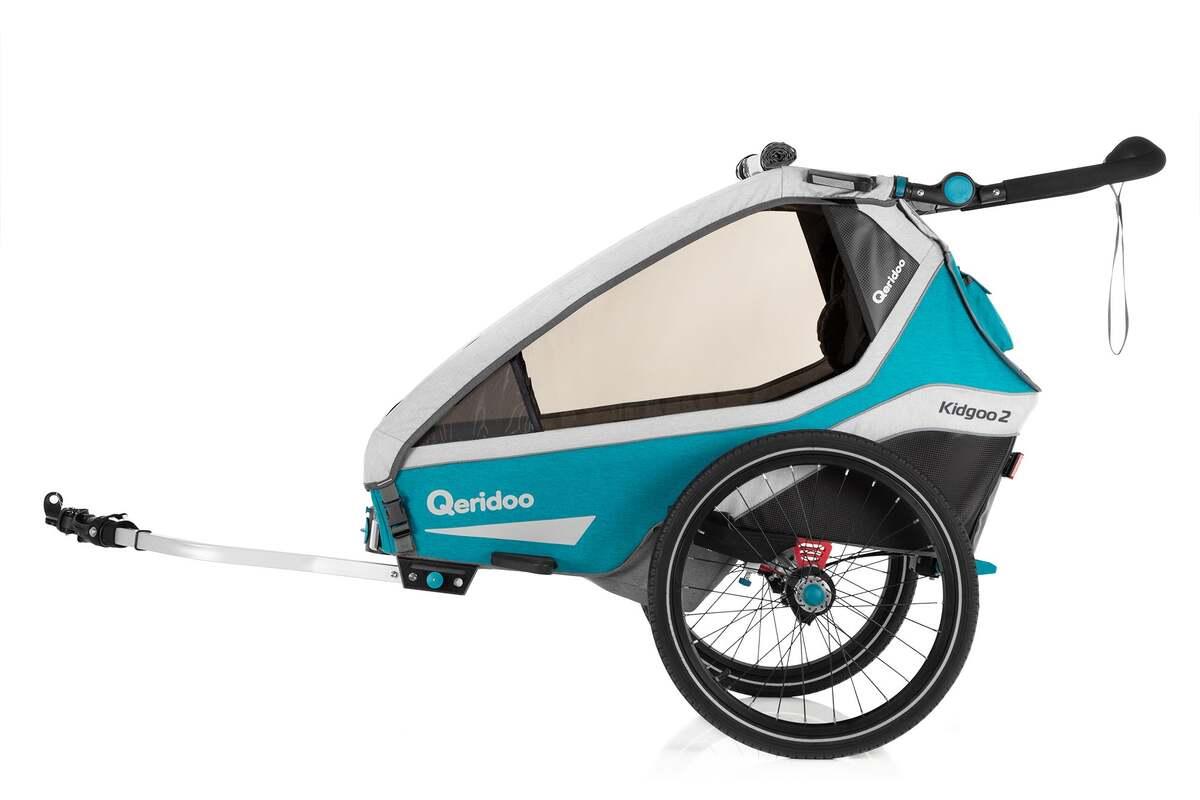 Bild 4 von Qeridoo Kindersportwagen Kidgoo2, Petrol