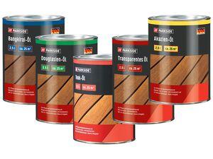 PARKSIDE® Holzpflege-Öl