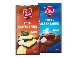 Fin Carré Edel-Tafelschokolade