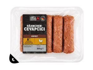 Grillmeister Hähnchen-Cevapcici