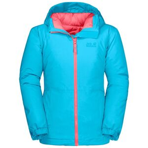 Jack Wolfskin Argon Storm Jacket Kids Winter-Hardshell Kinder 152 blau atoll blue
