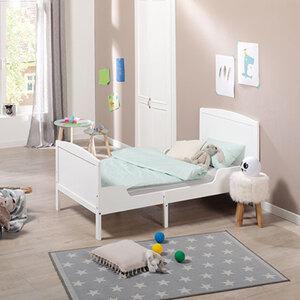 Kinderbett, ausziehbar1