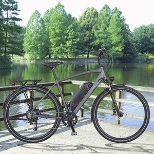 Aluminium-Trekking-E-Bike Herren1
