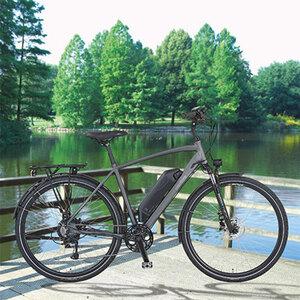Aluminium-Trekking-E-Bike Damen1