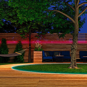 Smarter Outdoor LED-Strip White + Color1