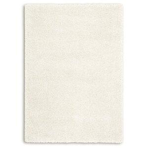Teppich- weiß - 80x150 cm