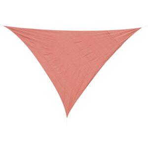 Outsunny Sonnensegel als Dreieck, Rot