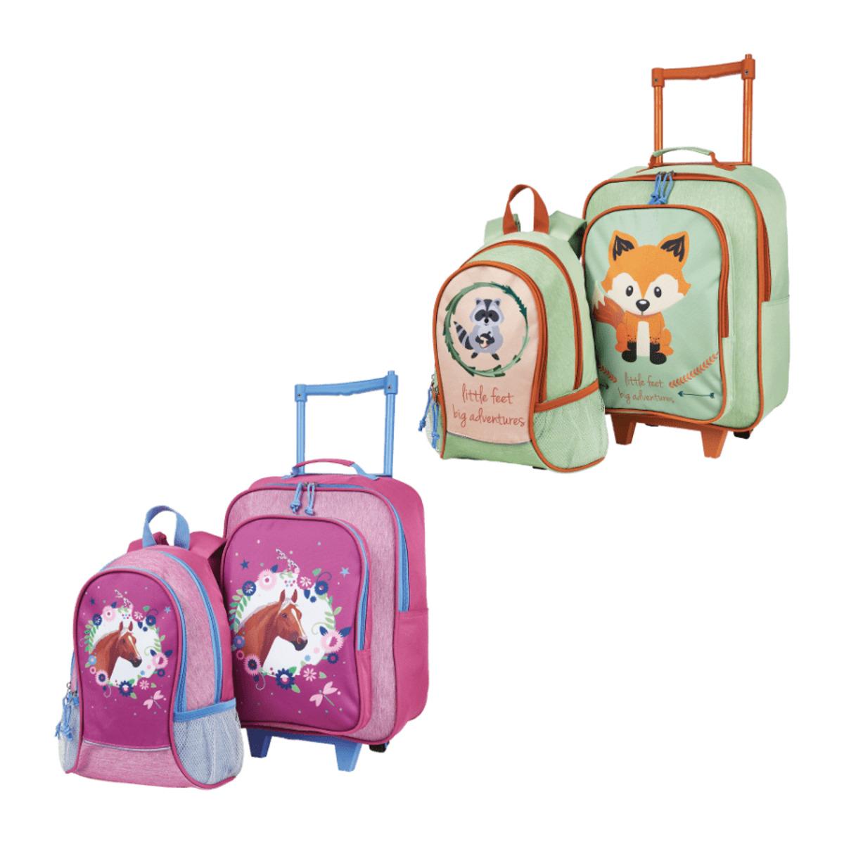 Bild 1 von ROYAL LIFE     Kindertrolley mit Rucksack