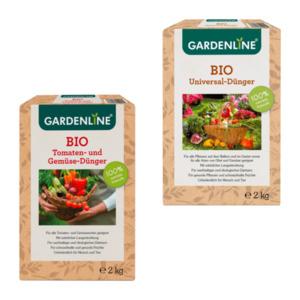GARDENLINE     Bio-Dünger