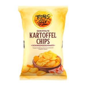 TESOROS DEL SUR     Geriffelte Kartoffelchips