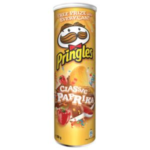 Pringles Classic Paprika Chips 200g