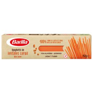Barilla Spaghetti Rote Linsen 250g