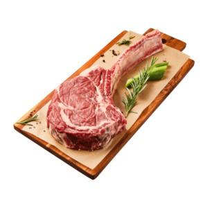 GOURMET     Irisches Tomahawk-Steak