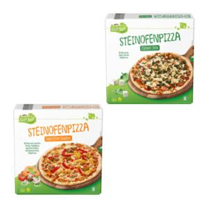 GUT BIO     Bio-Steinofenpizza