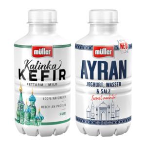 MÜLLER     Kalinka Kefir / Ayran