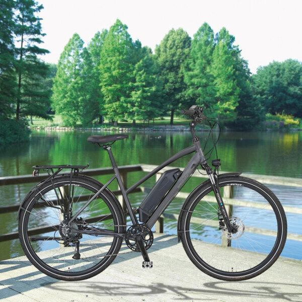 Alu-Trekking-E-Bike 28″