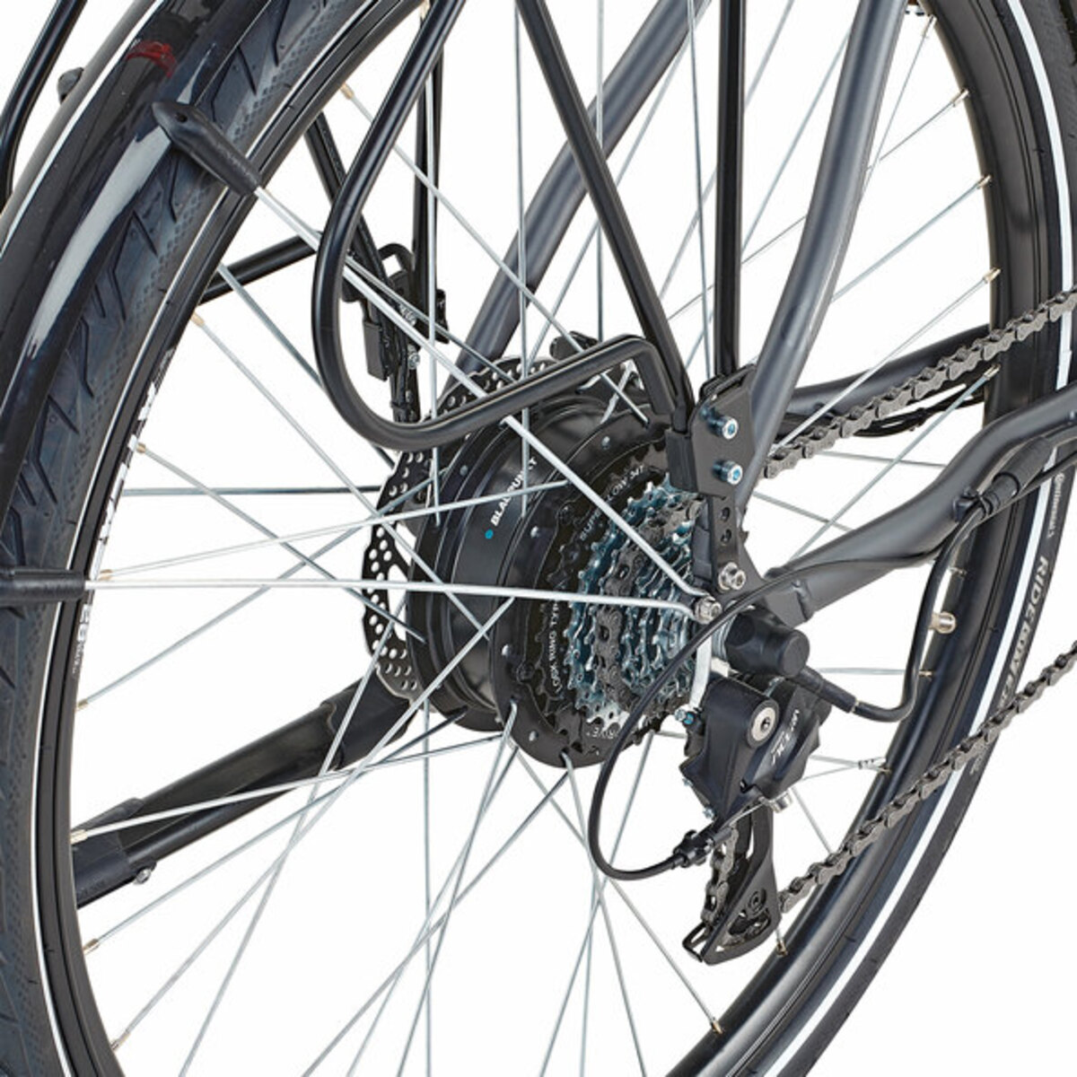Bild 5 von Alu-Trekking-E-Bike 28″