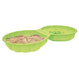 BIG Sand-& Wassermuschel, grün