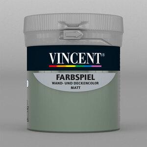 """Vincent              Farbspiel """"Dschungelgrün"""" matt, 0,075 L"""
