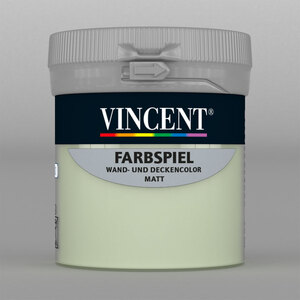 """Vincent              Farbspiel """"Salbeigrün"""" matt, 0,075 L"""