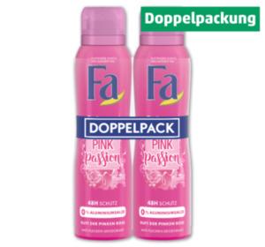 FA Deospray